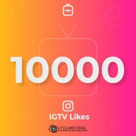 Buy 10000 IGTV Likes Cheap