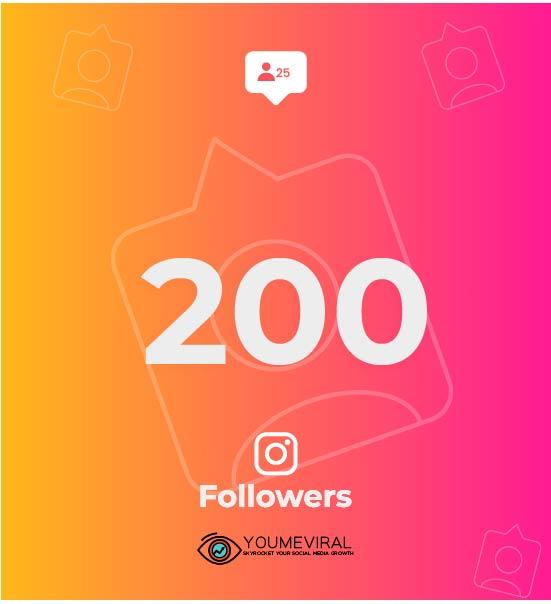 Buy 200 Instagram Followers Cheap
