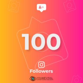 Buy 100 Instagram Followers Cheap