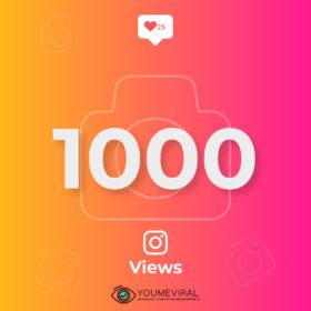 Buy 1000 Instagram Views Cheap