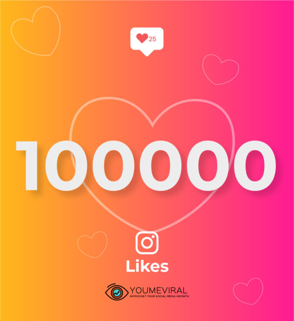 Buy 100000 Instagram Likes Cheap
