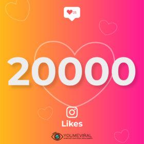 Buy 20000 Instagram Likes Cheap
