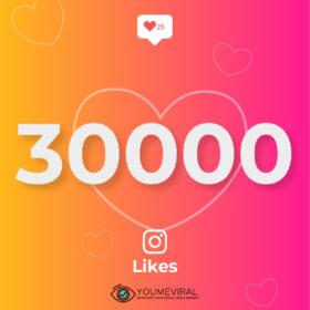 Buy 30000 Instagram Likes Cheap