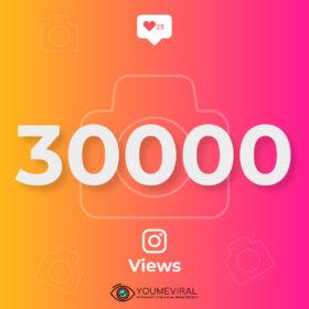 Buy 30000 Instagram Views Cheap