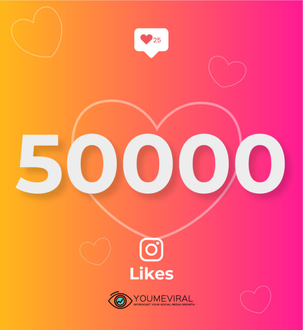 Buy 50000 Instagram Likes Cheap