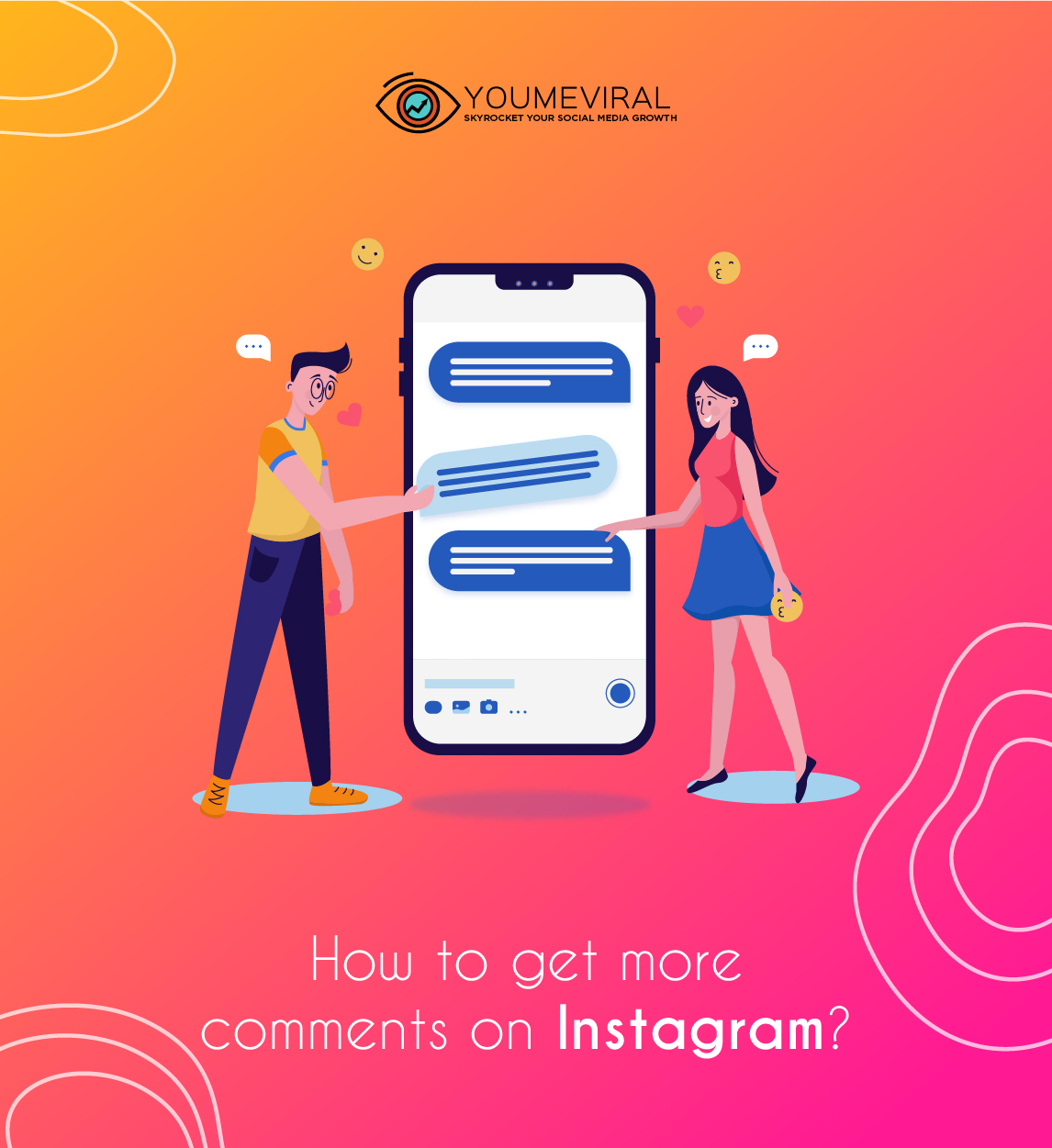 How to get more Instagram comments?
