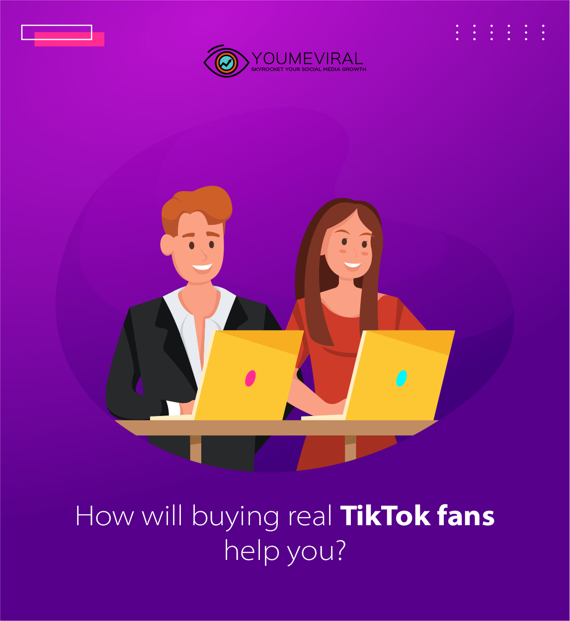 How will buying real TikTok followers help you?