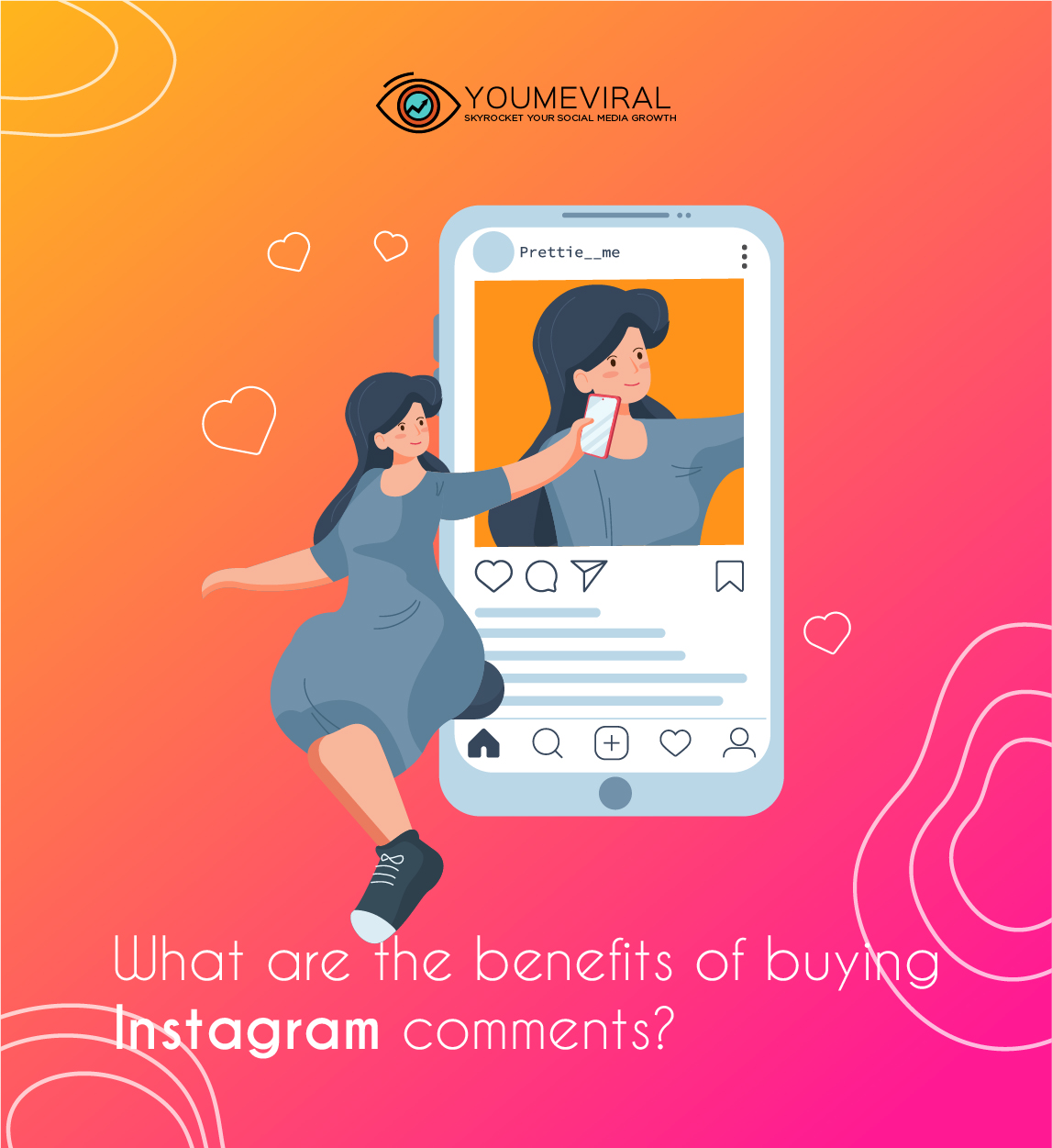What are the benefits of buying Instagram comments?