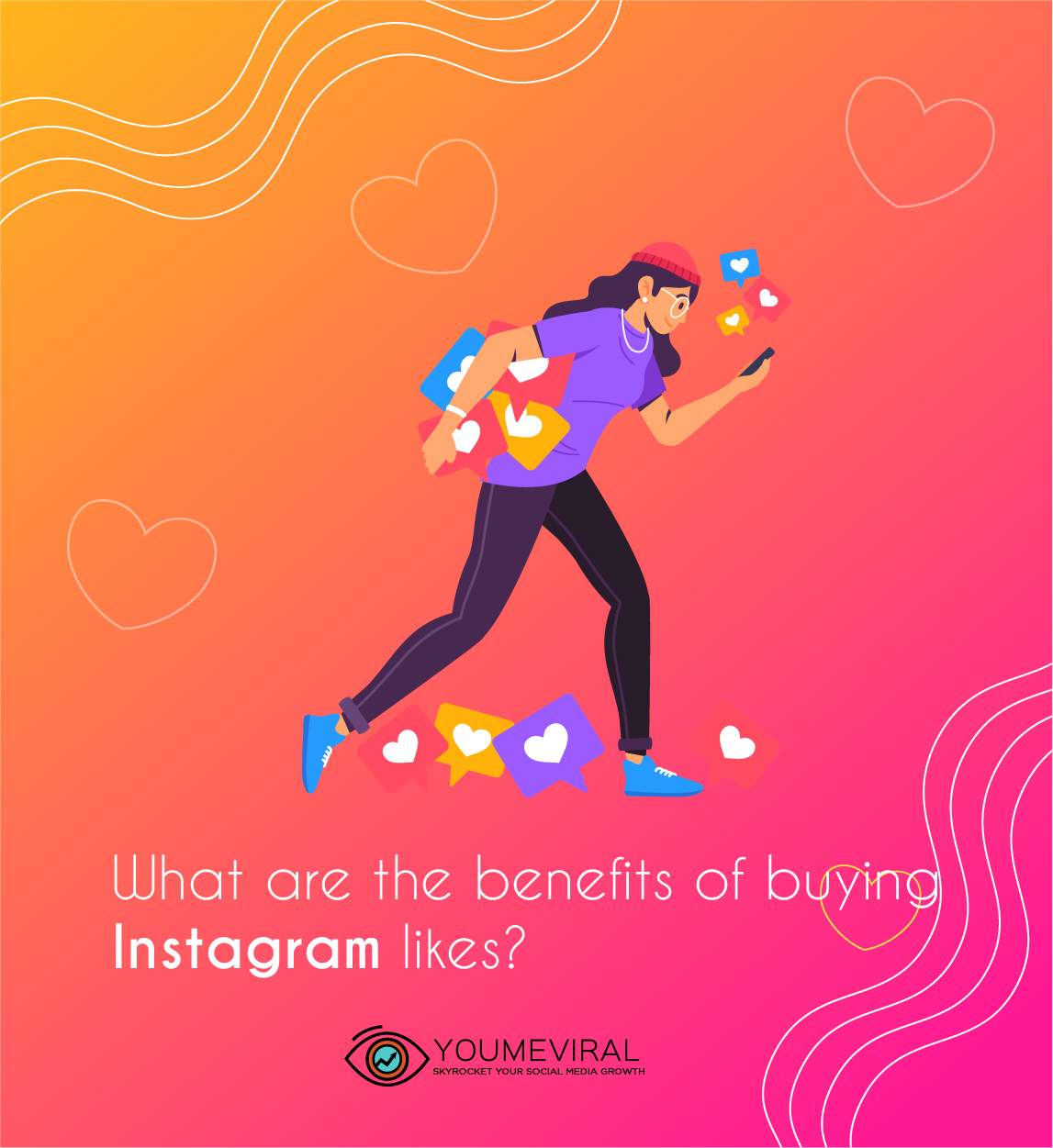 What are the benefits of buying Instagram likes?