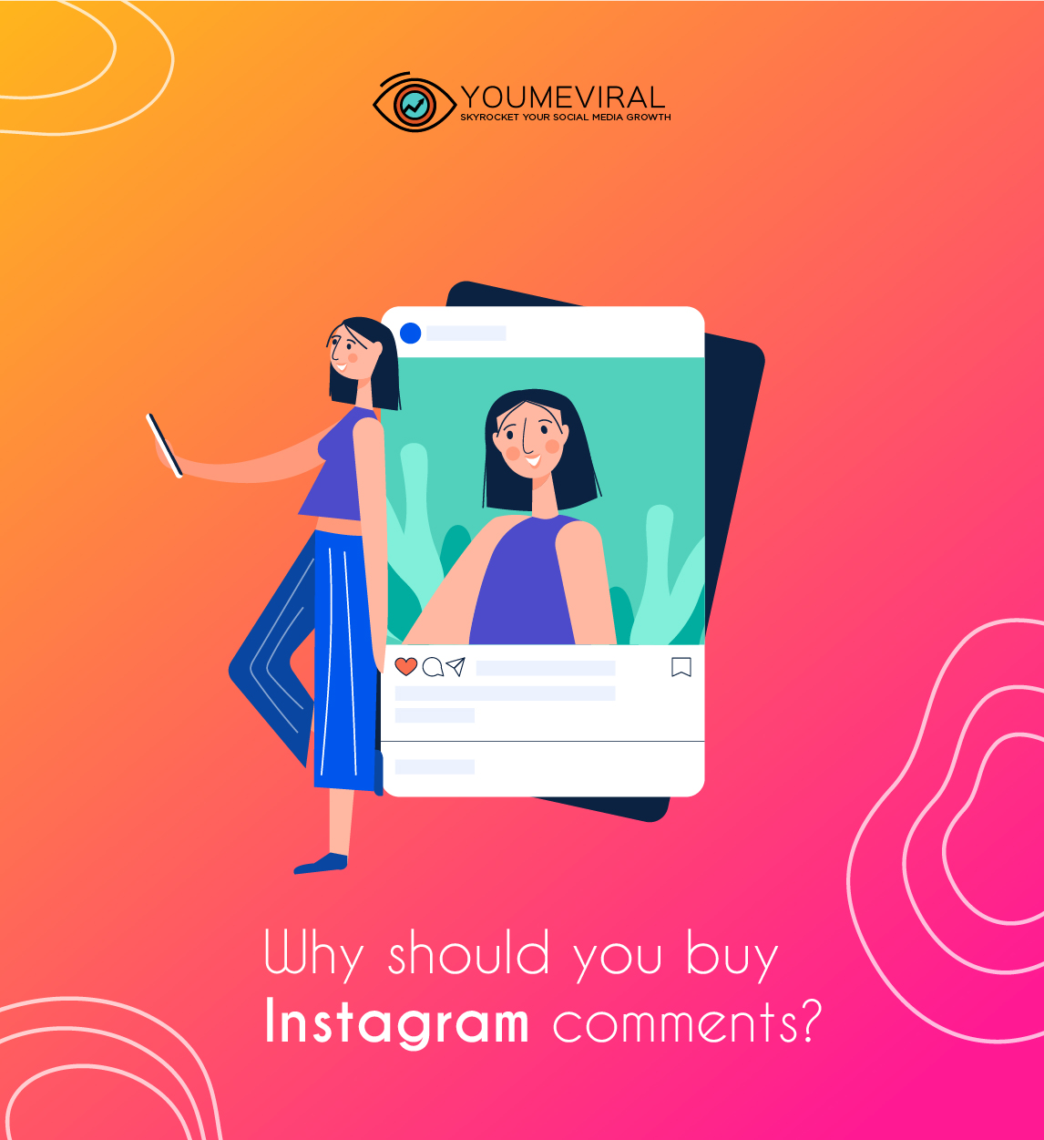 Why should you buy Instagram comments?