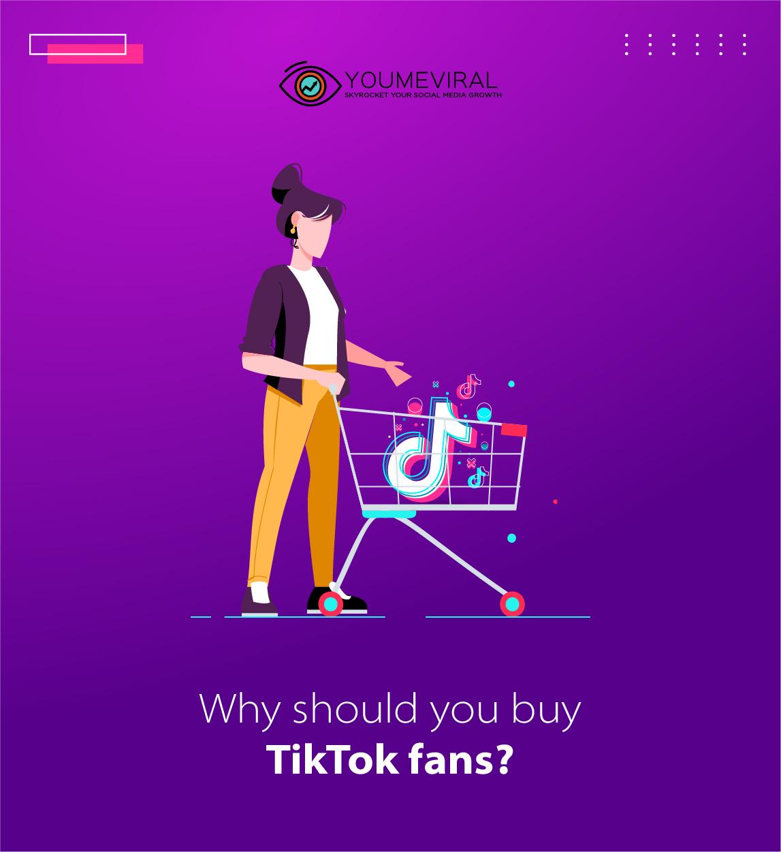 Why should you buy TikTok followers?