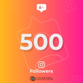 Buy 500 Instagram Followers Cheap