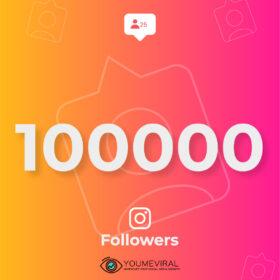 Buy 100000 Instagram Followers Cheap
