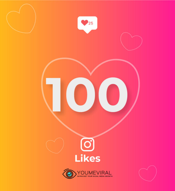 Buy 100 Instagram Likes Cheap