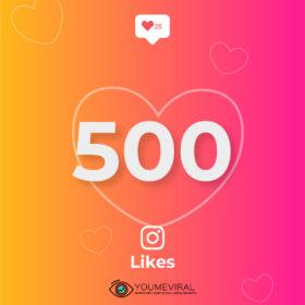 Buy 500 Instagram Likes Cheap