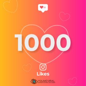 Buy 1000 Instagram Likes Cheap