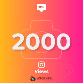 Buy 2000 Instagram Views Cheap