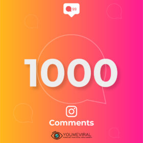 Buy 1000 Instagram Custom Comments Cheap