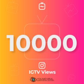 buy 10000 IGTV Views Cheap