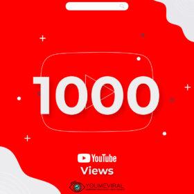 Buy 1000 YouTube Views Cheap