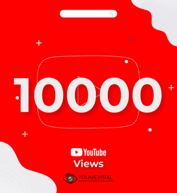 Buy 10000 YouTube Views Cheap