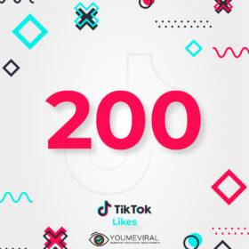 Buy 200 TikTok Likes Cheap