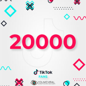 Buy 20000 TikTok Followers (Fans) Cheap