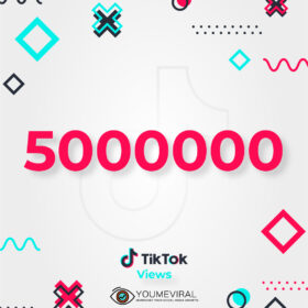 Buy 5000000 TikTok Views Cheap