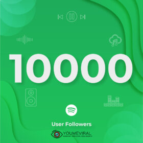 Buy 10000 Spotify Followers - User Cheap