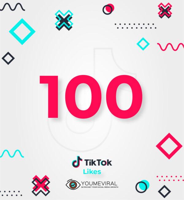 Buy 100 TikTok Likes Cheap
