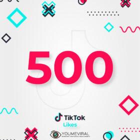 Buy 500 TikTok Likes Cheap