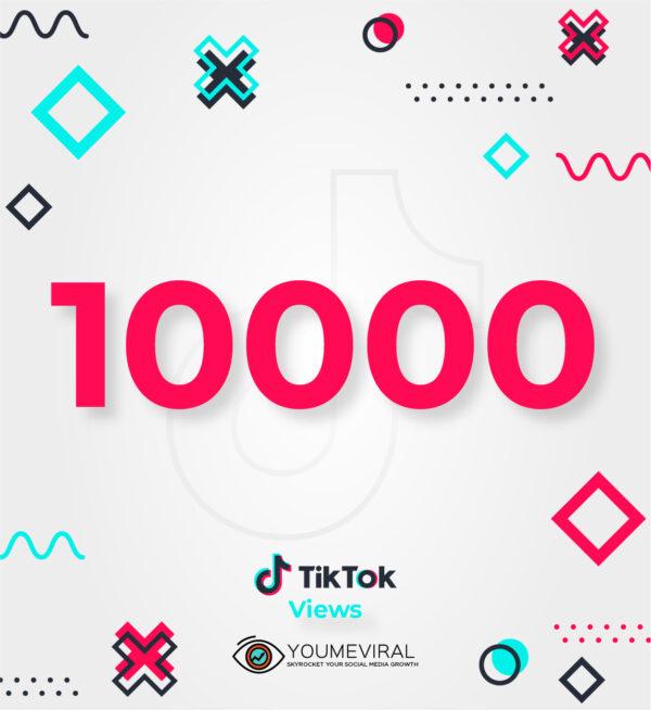 Buy 10000 TikTok Views Cheap