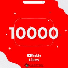 buy 10000 YouTube Likes Cheap